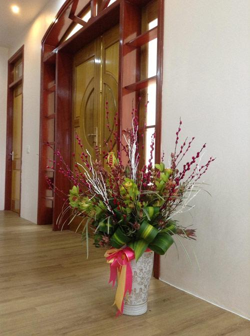 yen bai: ban nha pho, mua nha ngo de trong 100 cay hoa - 8