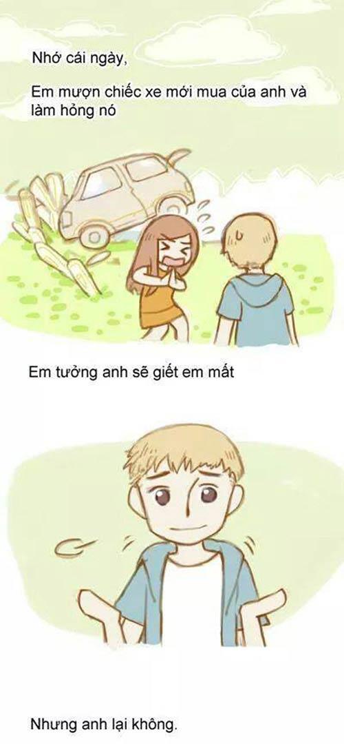 "bo tranh cam dong ve tinh yeu cua nguoi phu nu gay ""sot"" - 2"