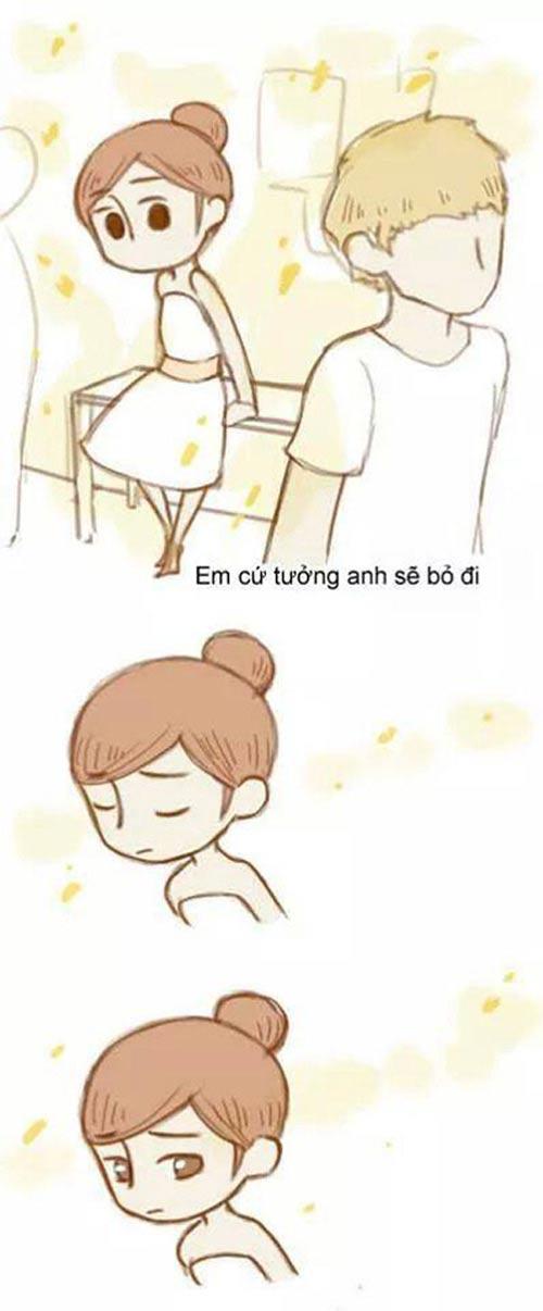 "bo tranh cam dong ve tinh yeu cua nguoi phu nu gay ""sot"" - 9"