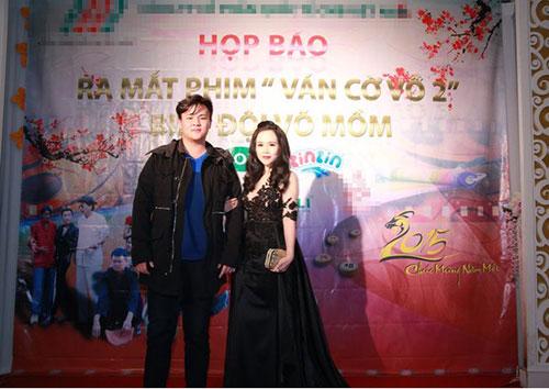 truong phuong mac vay xuyen thau di sieu xe du hop bao - 4