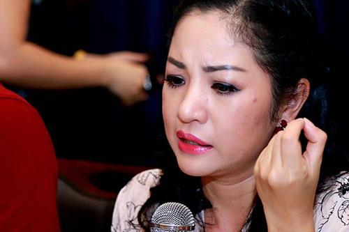 """thuy nga: """"ong nam khong phai cha con gai toi"""" - 3"""