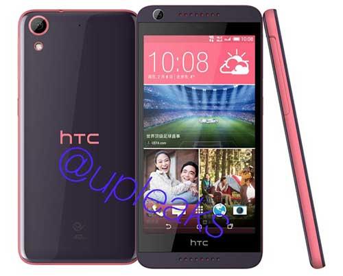 smartphone tam trung desire 626 cua htc lo anh - 1