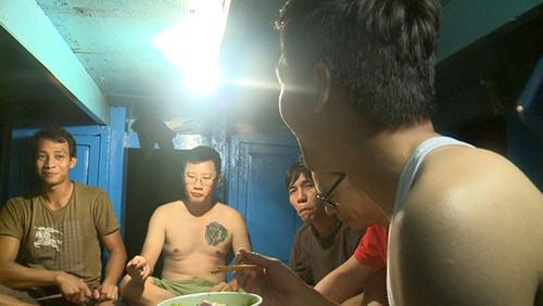 "minh khang mang con trai tran luc ""khong kieng ne"" - 7"