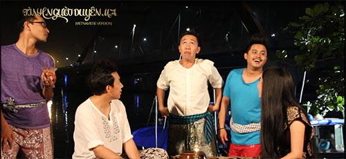 """truong thi may sanh buoc ben dao dien dung """"khung"""" - 15"""
