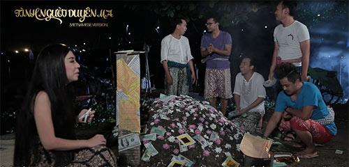 """truong thi may sanh buoc ben dao dien dung """"khung"""" - 13"""