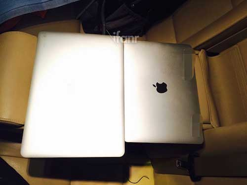 anh macbook air 12 inch cua apple bi lo - 7