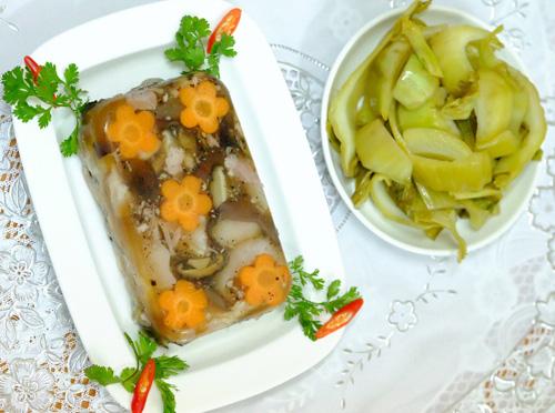 20 món ăn ngon chống ngán cho ngày tết của gia đình