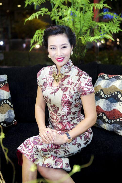 """a hau thu huong dep tung """"cen-ti-met"""" o tuoi 35 - 2"""