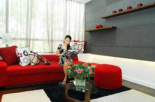 Sao Việt bỏ triệu đô tậu penthouse xa xỉ - 1