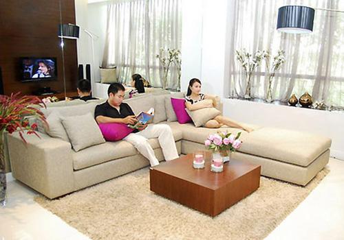 Sao Việt bỏ triệu đô tậu penthouse xa xỉ - 2