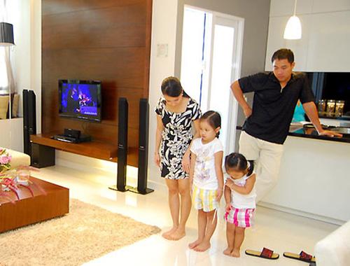 Sao Việt bỏ triệu đô tậu penthouse xa xỉ - 3