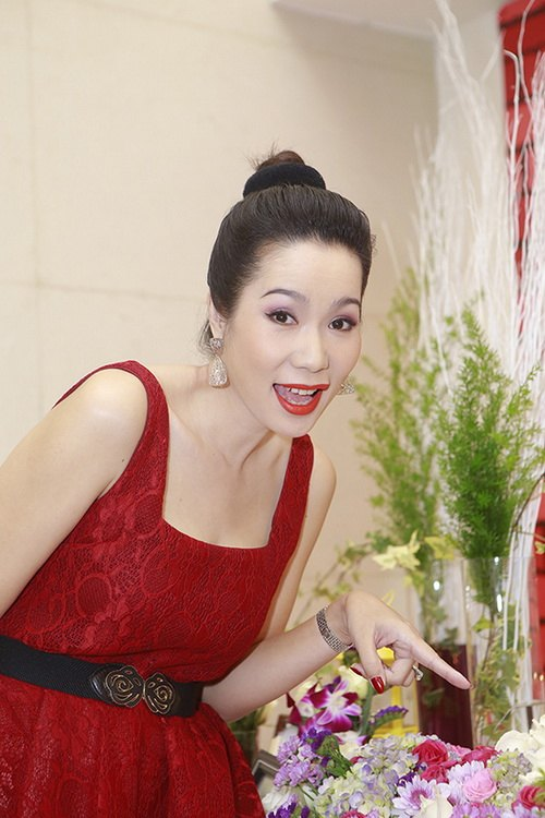 trinh kim chi dang mang bau lan hai 4 thang ruoi - 3