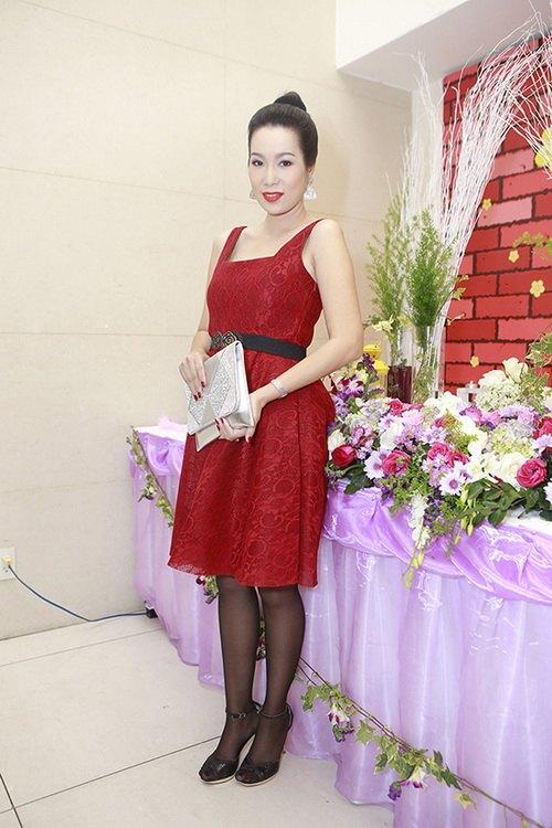trinh kim chi dang mang bau lan hai 4 thang ruoi - 4