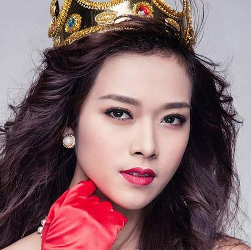 """nguong mo ve dep cua """"hot girl 1 con"""" diep bao ngoc - 5"""