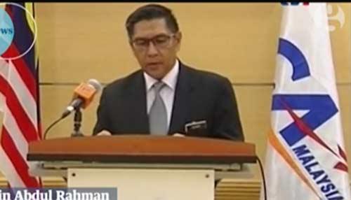 malaysia tuyen bo vu mh370 mat tich la mot tai nan - 2