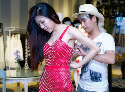 stylist cua minh hang trai long ve nghe - 7