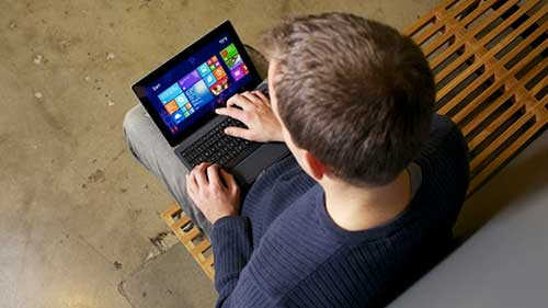 microsoft ngung san xuat surface 2, co the khai tu windows rt? - 1