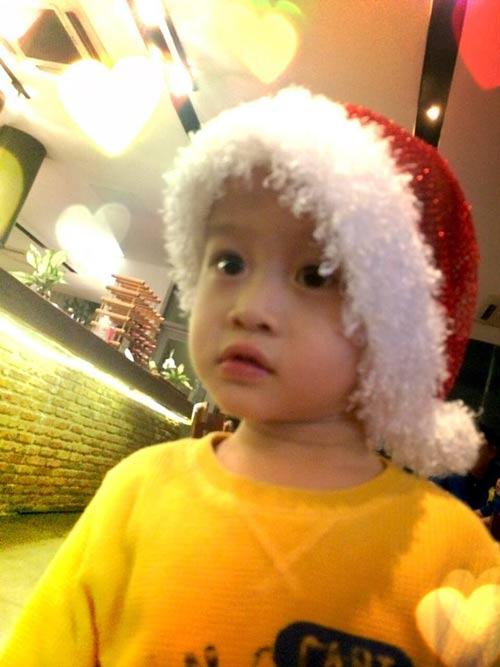 phan thi ly hanh phuc khoe bung bau 8 thang - 5