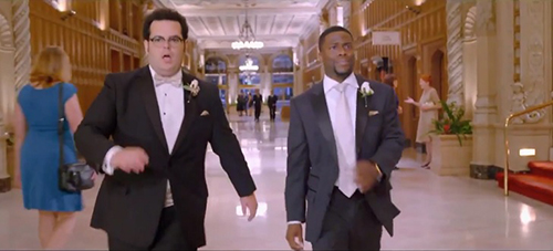 "du bua tiec doc than ky quac voi ""the wedding ringer"" - 2"