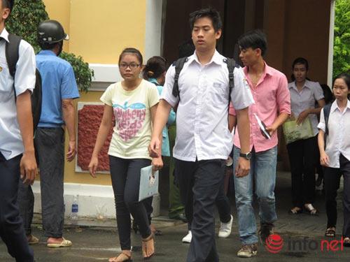 ky thi chung 2015: khong nen bo xep loai tot nghiep thpt - 1