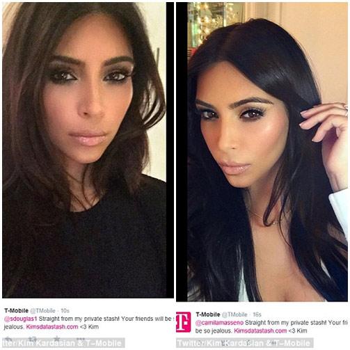"kim kardashian tiet lo bi quyet chup anh ""tu suong"" - 3"