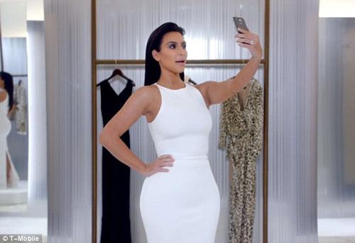 "kim kardashian tiet lo bi quyet chup anh ""tu suong"" - 1"