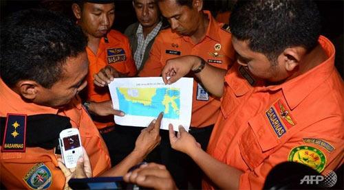 vu qz8501: them nhieu thi the nan nhan duoc tim thay - 1