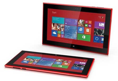 microsoft se ngung san xuat lumia 2520? - 1