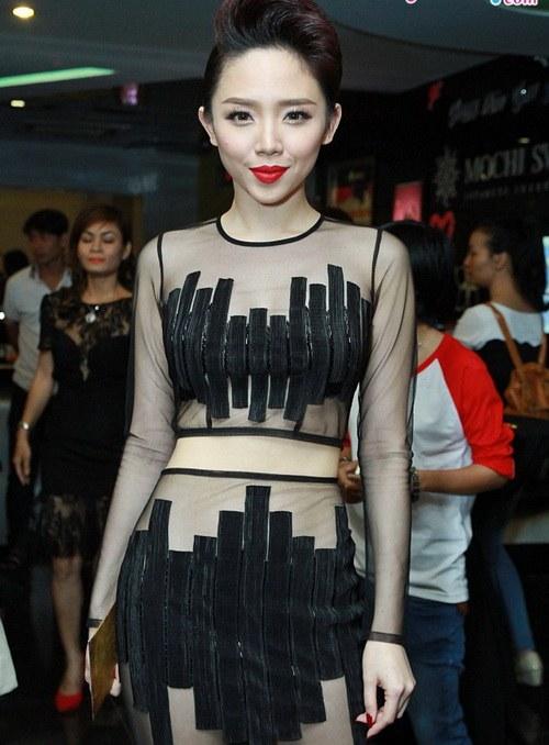 """fan choang vang vi toc tien """"mac nhu khong"""" - 3"""