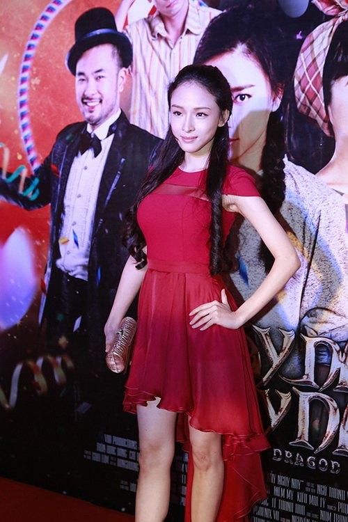 """fan choang vang vi toc tien """"mac nhu khong"""" - 18"""