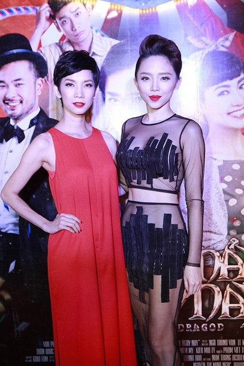 """fan choang vang vi toc tien """"mac nhu khong"""" - 6"""