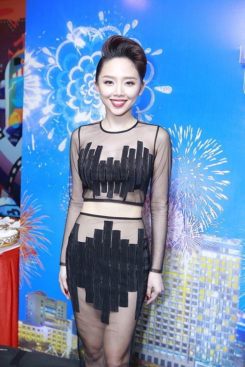 """fan choang vang vi toc tien """"mac nhu khong"""" - 1"""