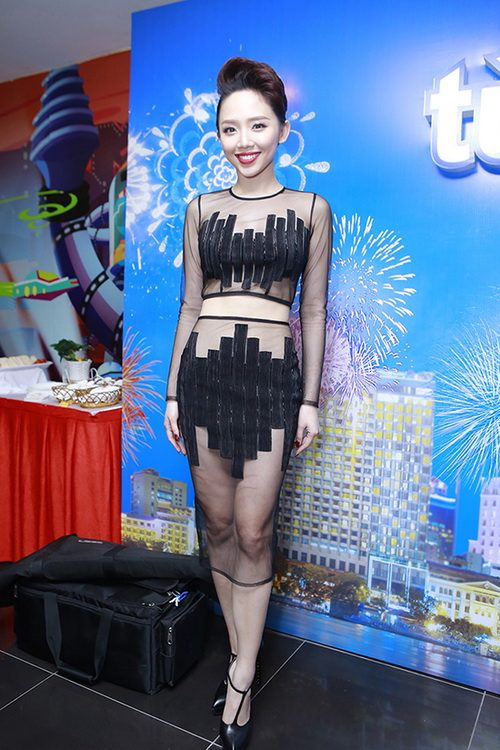 """fan choang vang vi toc tien """"mac nhu khong"""" - 2"""