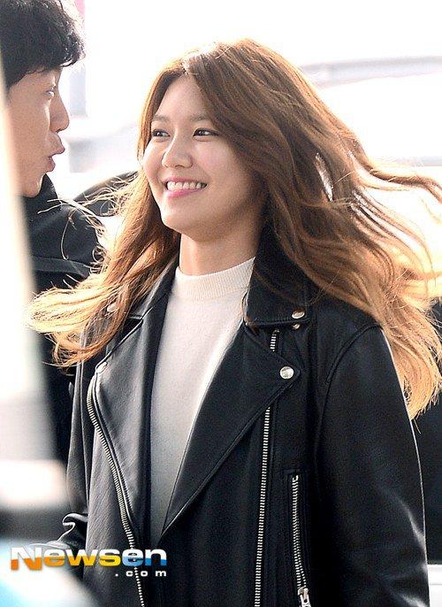 sooyoung (snsd) lo mat beo u vi tang can - 2