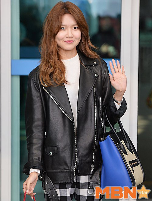 sooyoung (snsd) lo mat beo u vi tang can - 4