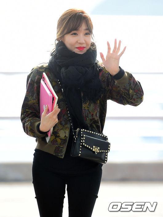 sooyoung (snsd) lo mat beo u vi tang can - 6