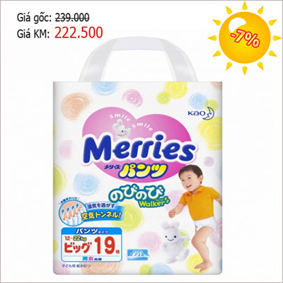 mini merries - hanh li du lich cua be tet nay - 2