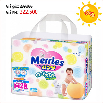 mini merries - hanh li du lich cua be tet nay - 3