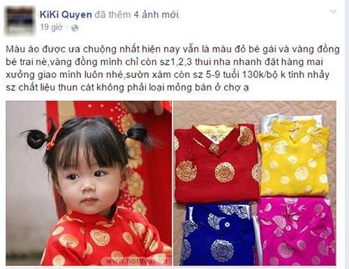 ao dai khan xep cho be dat khach dip can tet - 4