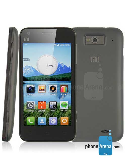 "diem mat ""doi quan"" smartphone hung manh cua xiaomi - 1"