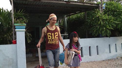 "tap 15 bo oi: minh khang thuy hanh ""khoa moi"" tren truyen hinh - 7"