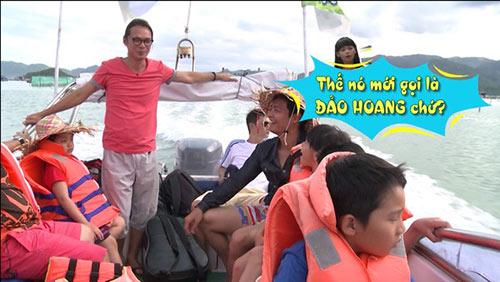 "tap 15 bo oi: minh khang thuy hanh ""khoa moi"" tren truyen hinh - 12"