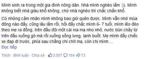 tam su ua nuoc mat cua nam sinh ngoai thuong - 2