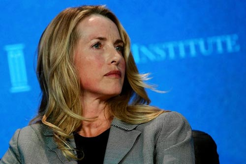 laurene powell jobs - nu ty phu co tam long bac ai hiem co - 2