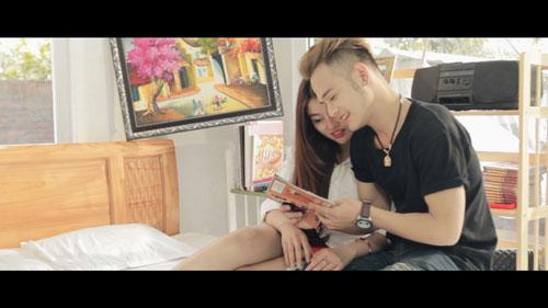 my linh chuc mung tro cung the voice ra mat mv - 1