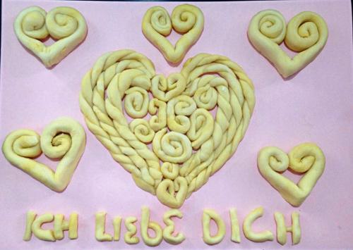 banh trai tim xinh cho valentine them lung linh - 8