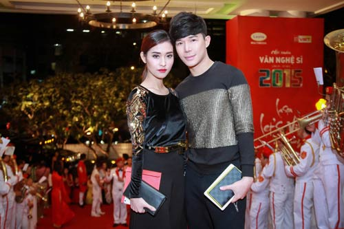 "nathan lee sanh doi mai ho, ""ngo lo"" phuong mai - 2"