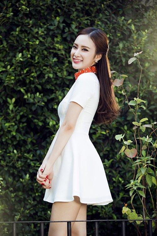 angela phuong trinh khoe ve dep tua thien than - 1