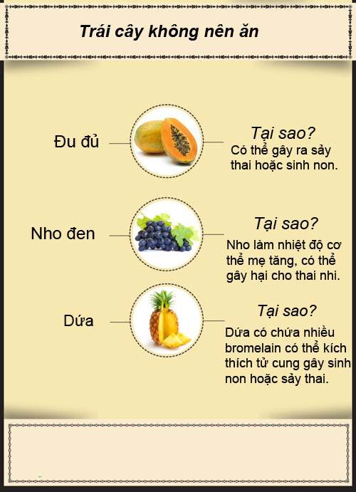 top 10 trai cay me bau khong an hoi phi! - 8