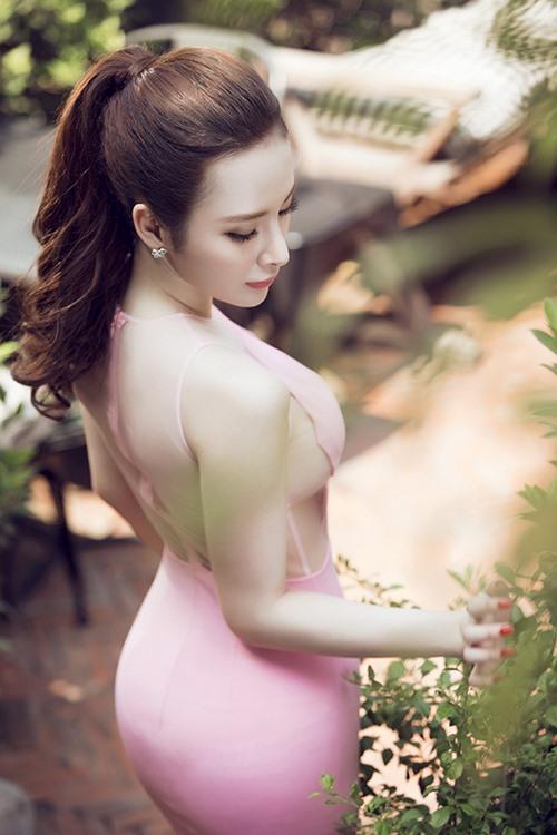 angela phuong trinh sexy kho cuong voi vay xuyen thau - 5